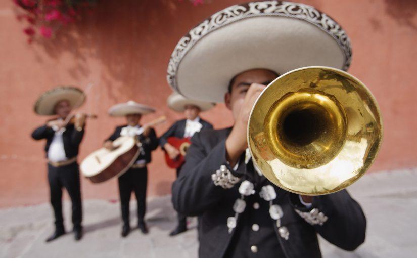 Mariachi económico Ciudad de México