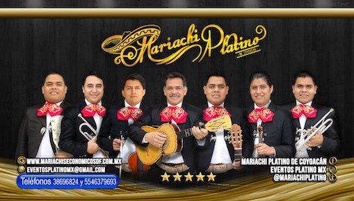 Mariachis de CDMX